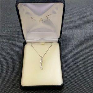 Kay Jewelers Diamond Necklace